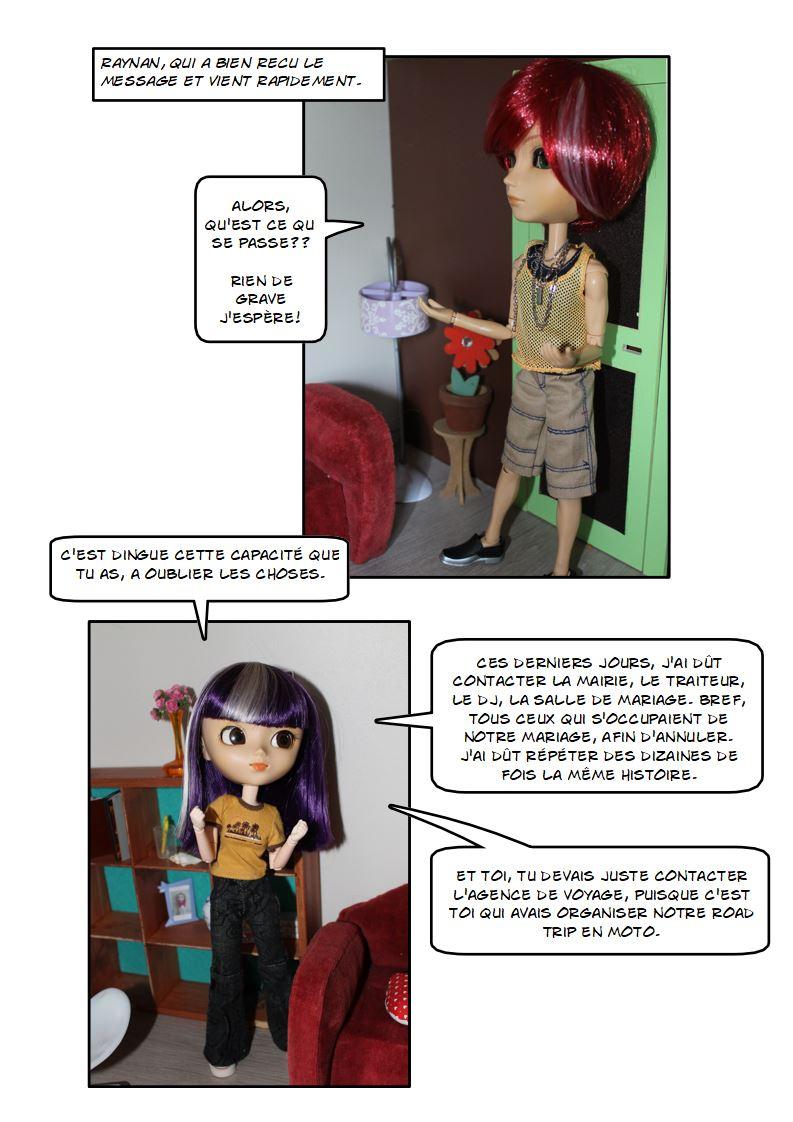 Mes petites dolls [Pullip] [Dal Hangry] [Hujo] [Taeyang] - Page 9 Page_414