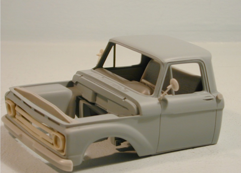 1/25 scale Ford F 100 resin cab kit Ford_f18