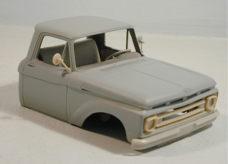 1/25 scale Ford F 100 resin cab kit Ford_f21