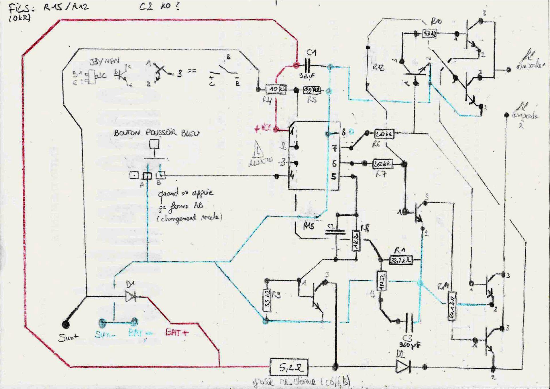 Électronique/électricité Circui10