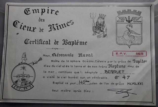 [ Les traditions dans la Marine ] Les diplômes de la Ligne - Page 5 Image81