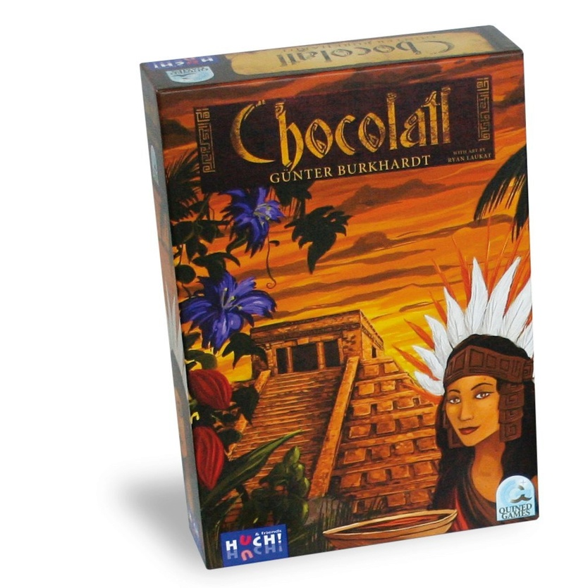 Chocolatl - Le dieu du Chocolat - Un jeu famillial 8+ 71z6da10