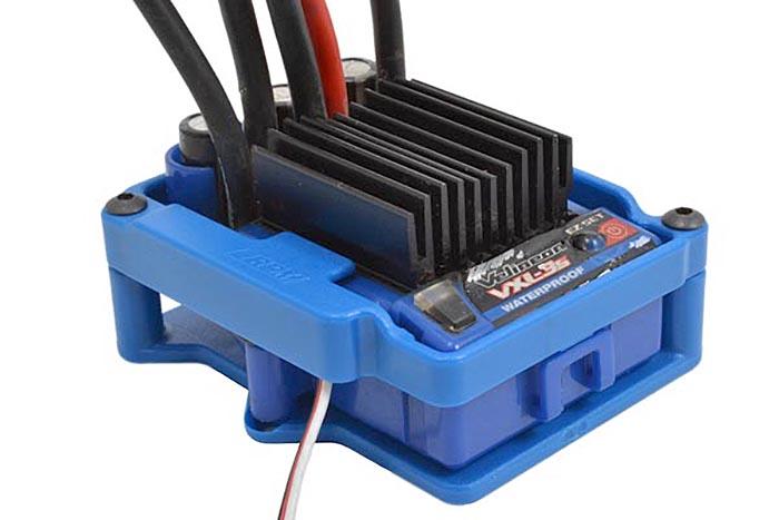 [NEW] Support ESC VLX-3s (3355R) par RPM Racing - ESC Cage 70945-10