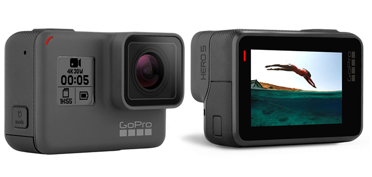 [FUTURE NEW] Caméra Hero 5 par GoPro/Go Pro La-nou10
