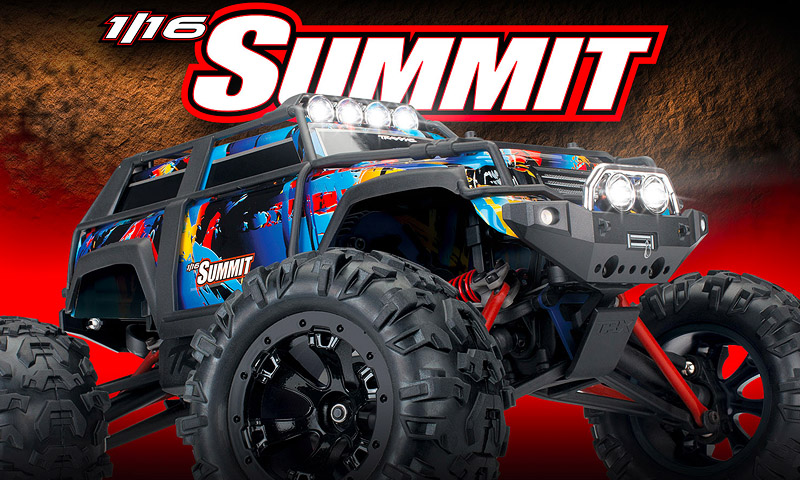 [NEWS] Traxxas SUMMIT 1/16eme Summit10
