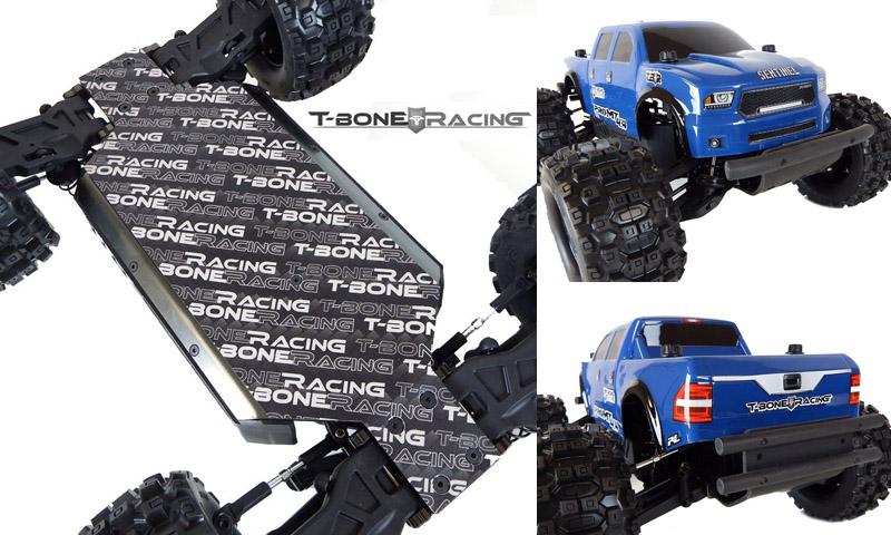 [News] T bone racing pare choc + protection châssis pour ProMT 4X4 Tboner11
