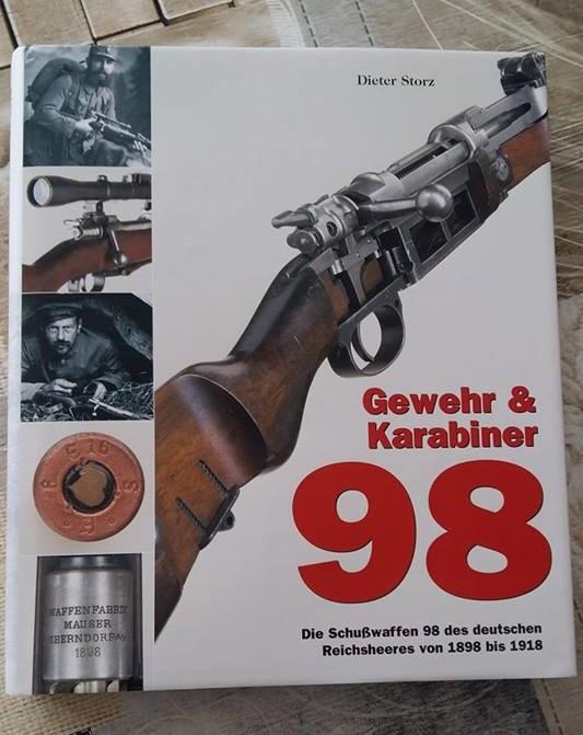 Livre sur le Gewehr 98 28279110