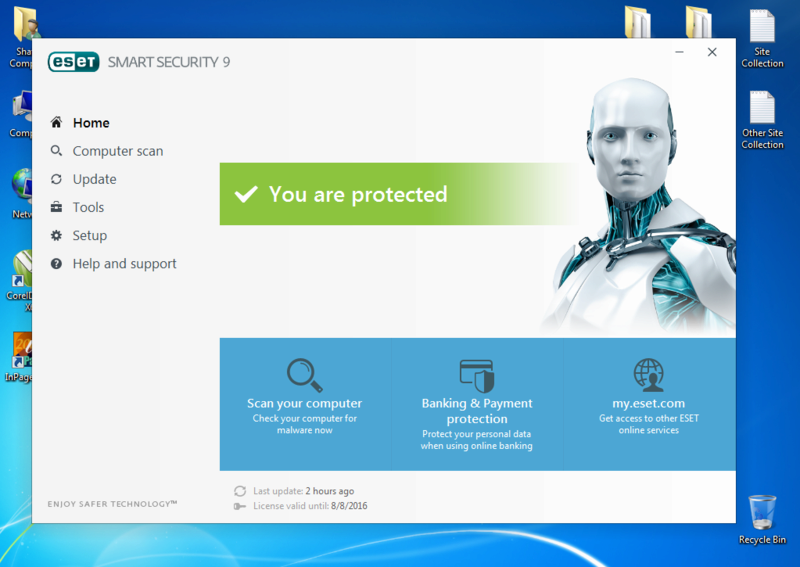 الرهيب في إصداره النهائي ESET NOD32 Antivirus & ESET Smart Security 11.0.159.0 Eset-s10