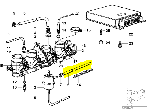 fuel pump widget? Fpr10