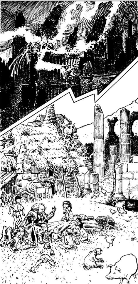 Rêve de Dragon : Présentation du jeu Second10