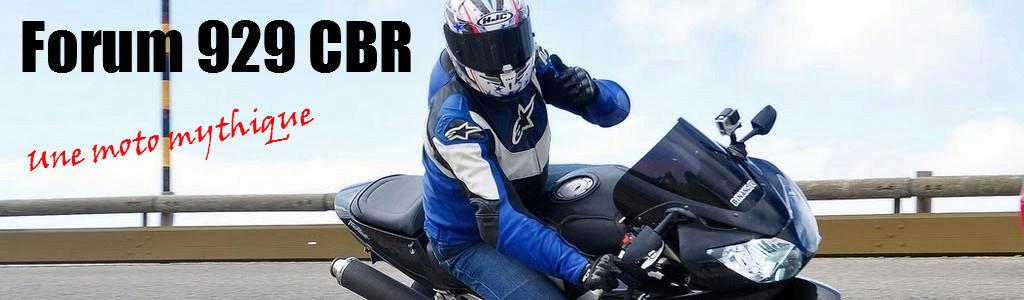 Forum CBR 929 RR