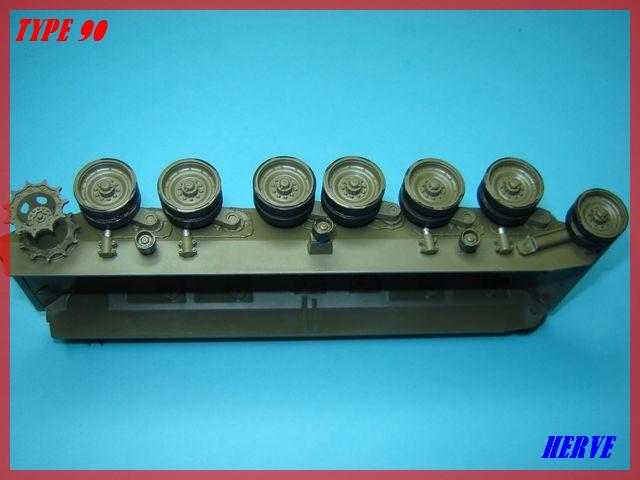 Char Japonais Type 90;Tamiya 1/32 Dsc02048