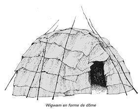 LE WIGWAM EN FORME DE DOME Habita10