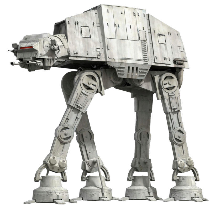 O N M : Star Wars At-at10
