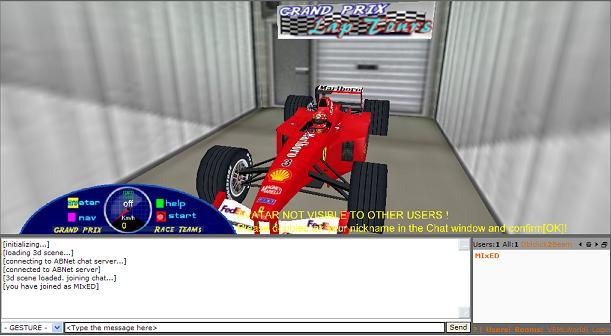 ABNet2 ... et l'aventure recommence Racete11