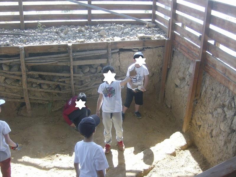 Παίρνοντας μέρος σε μια ανασκαφή Hpim6725