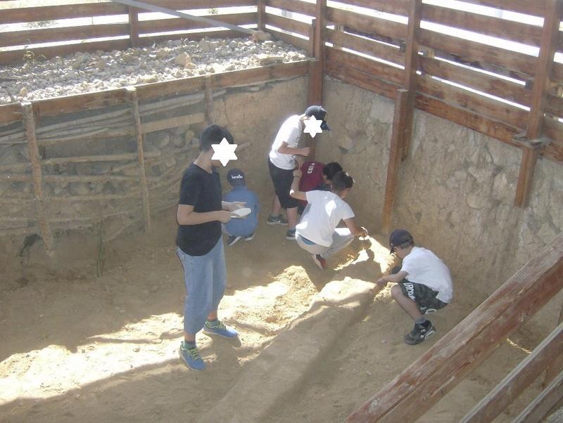 Παίρνοντας μέρος σε μια ανασκαφή Hpim6820