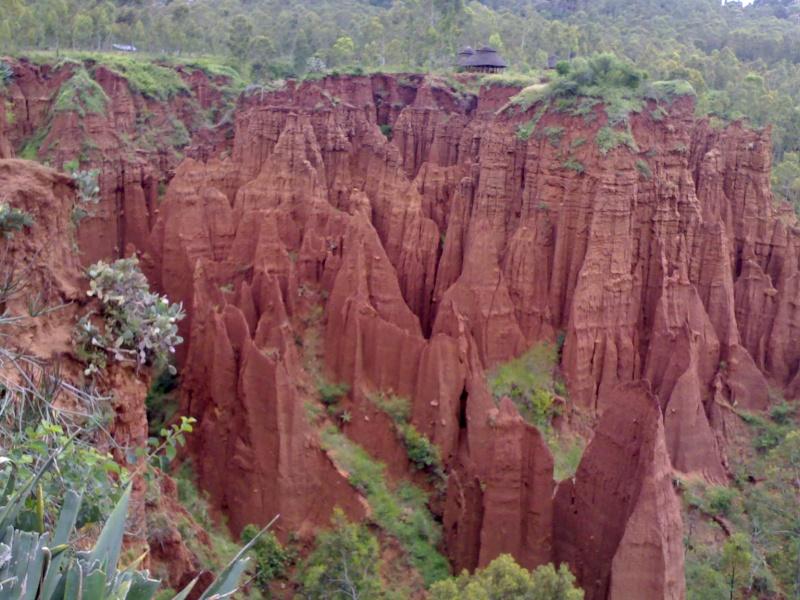 La Voie du Tigre : la vraie vallée du Rift 06052010