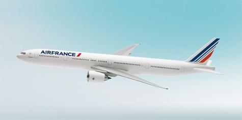 Air France change son logo 12290410
