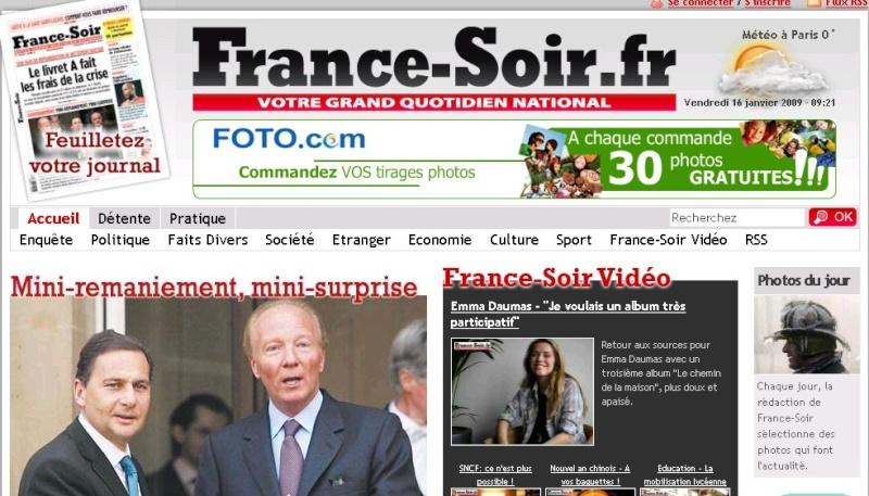 Interviews Presse et vidéo France11