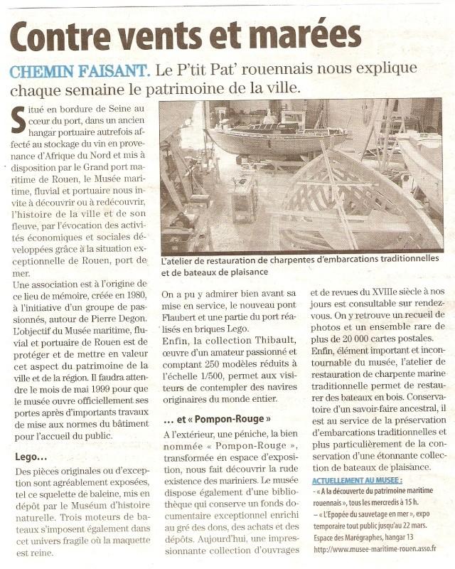 [Activité hors-Marine des ports] LE PORT DE ROUEN Numari12