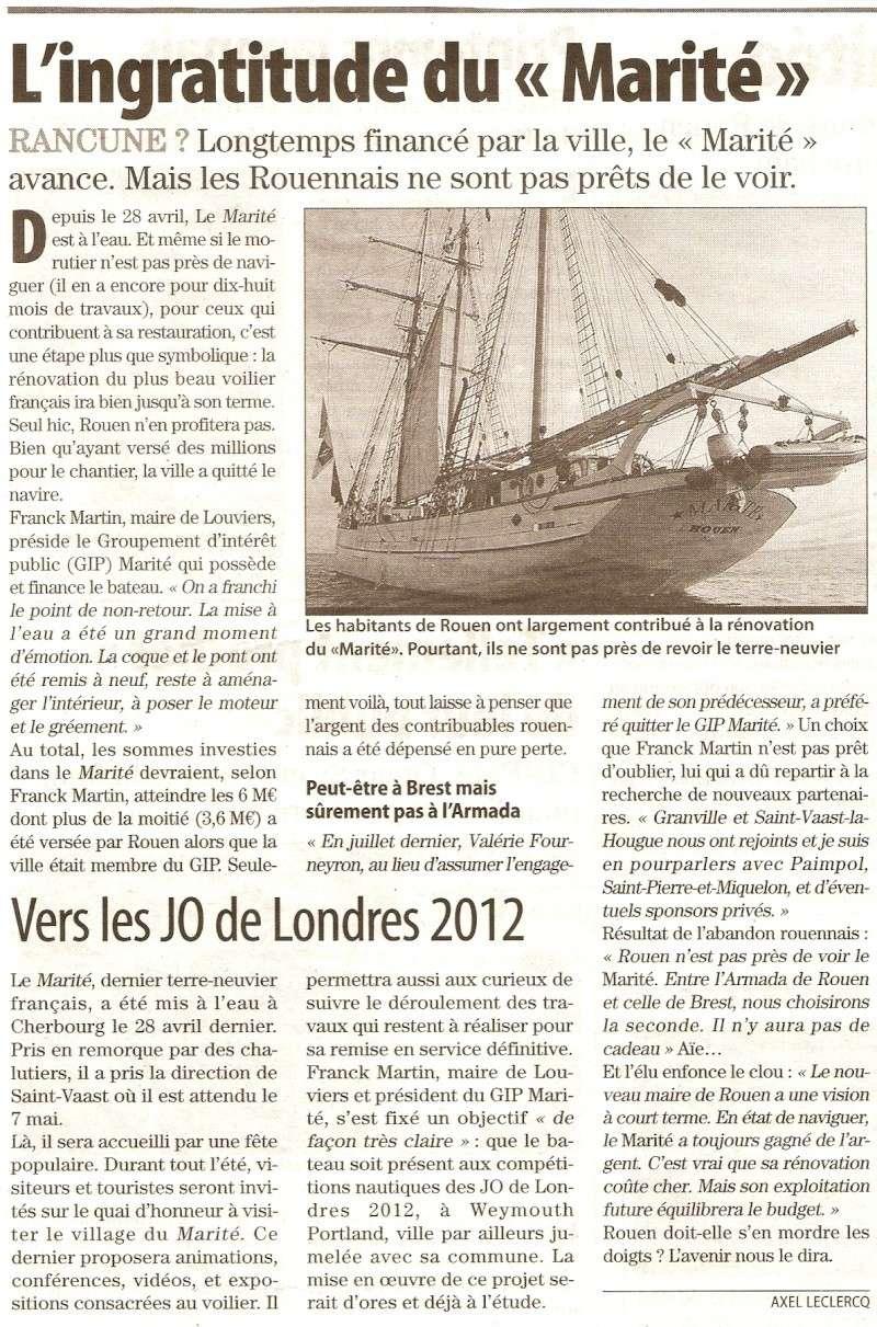 [Activité hors-Marine des ports] LE PORT DE ROUEN - Page 2 Numari16