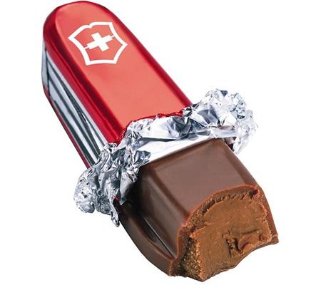Čokoladne stvarčice Chocol16