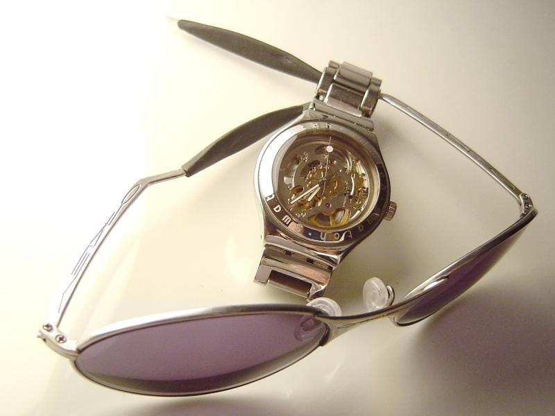 Feu de vos lunettes... et montres Oakley10