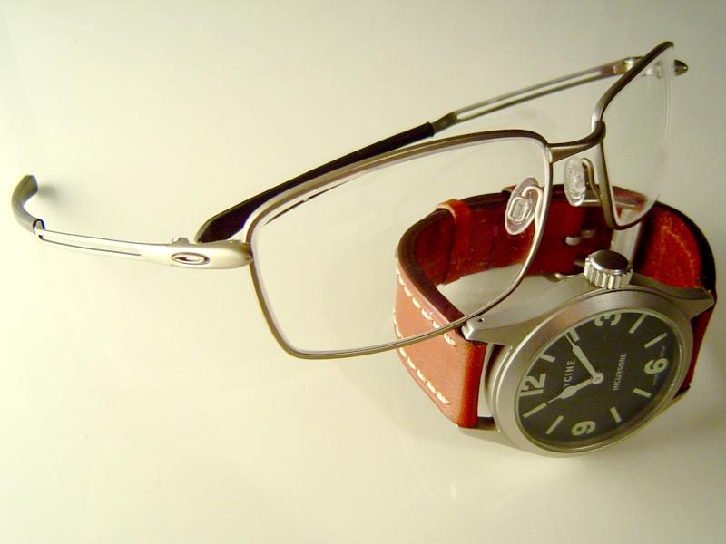 Feu de vos lunettes... et montres Oakley11