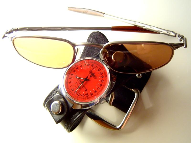 Feu de vos lunettes... et montres Oakley13