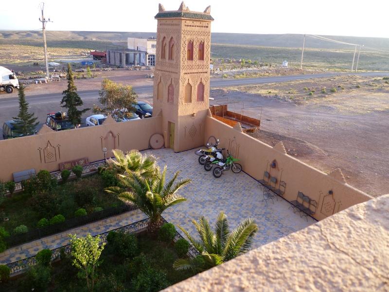 Retour d'un raid au Maroc en autonomie P1000012
