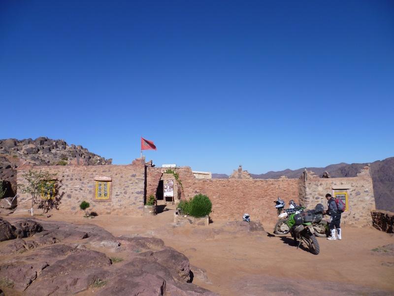 Retour d'un raid au Maroc en autonomie P1000210