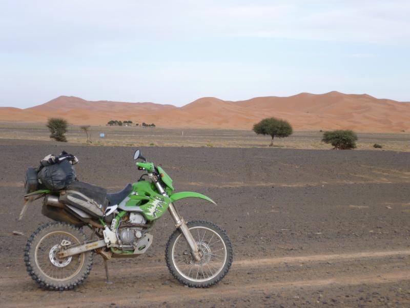 Retour d'un raid au Maroc en autonomie P1000216