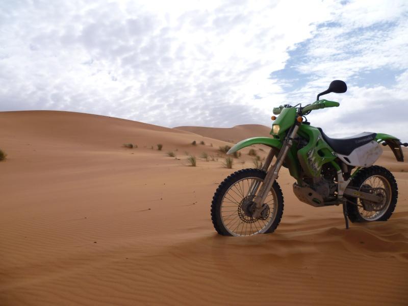 Retour d'un raid au Maroc en autonomie P1000217
