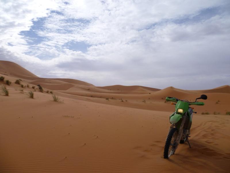 Retour d'un raid au Maroc en autonomie P1000310