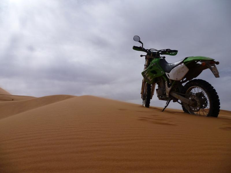 Retour d'un raid au Maroc en autonomie P1000312