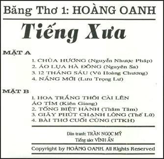 Tiếng xưa - Hoàng Oanh ngâm 35551410