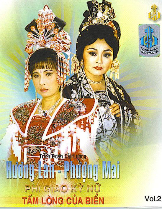 Trích đoạn cải lương - Phượng Mai, Hương Lan Cai_lu13
