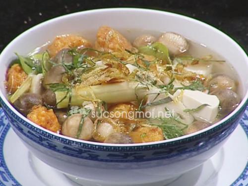 Canh chua Thái chay Canh-c11