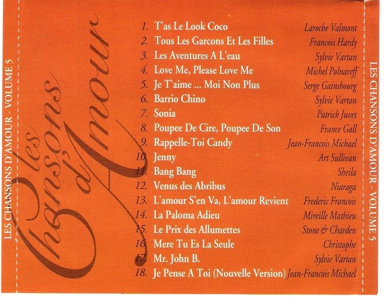 Les chansons d'amour Lescha11
