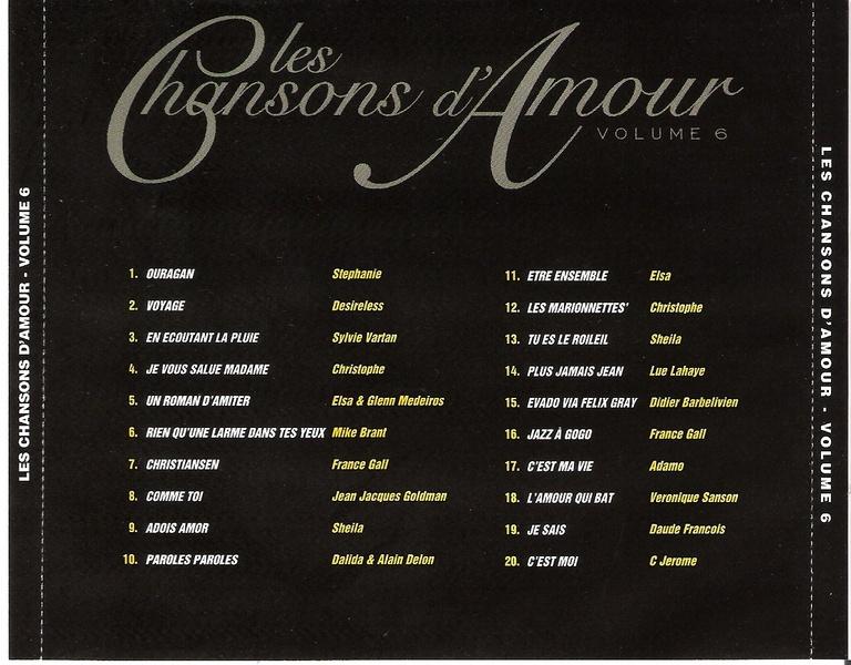 Les chansons d'amour Lescha13