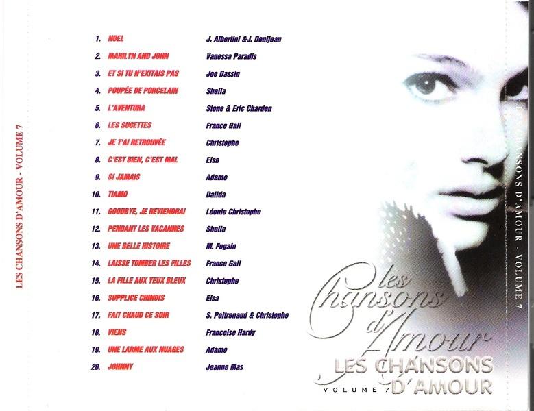 Les chansons d'amour Lescha15