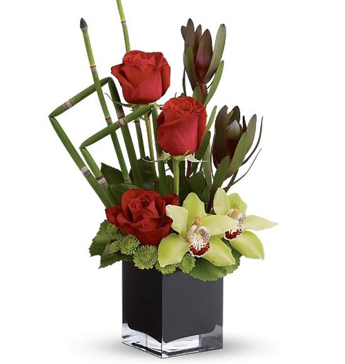 Làm sao để hoa tươi lâu và không bốc mùi khó chịu?  Meo-ca10
