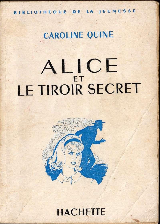 Les anciennes éditions de la série Alice. - Page 5 30alic10