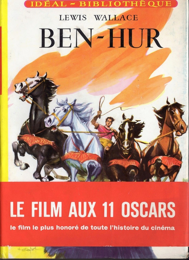 Les livres d'enfants avec bandeau.  - Page 5 Ben-hu13