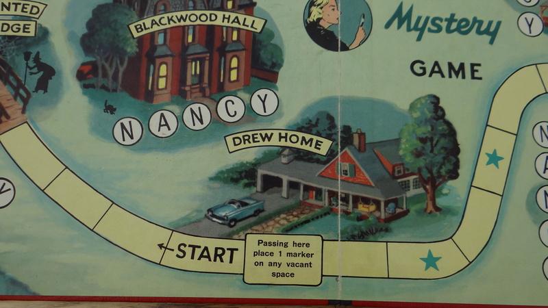 Le jeu de société: Nancy Drew Dsc03656