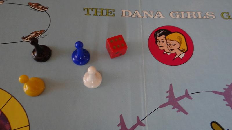 Le jeux de société: The Dana Girls Game. Dsc03811