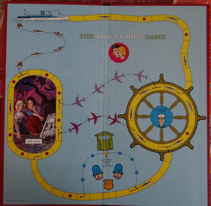 Le jeux de société: The Dana Girls Game. Dsc03813