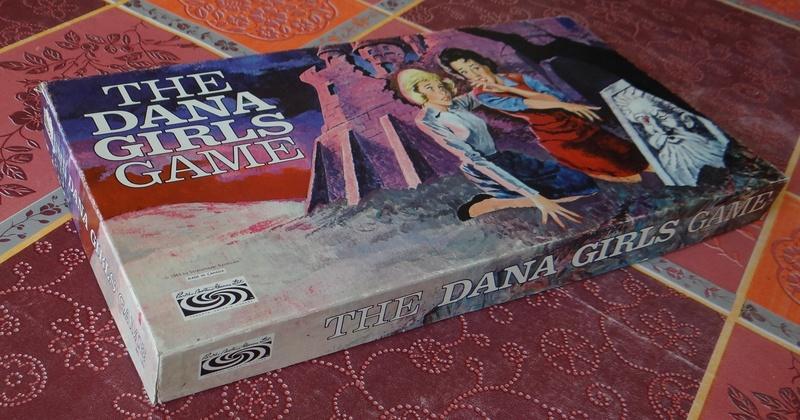 Le jeux de société: The Dana Girls Game. Dsc03816