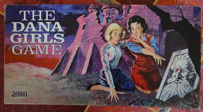 Le jeux de société: The Dana Girls Game. Dsc03818